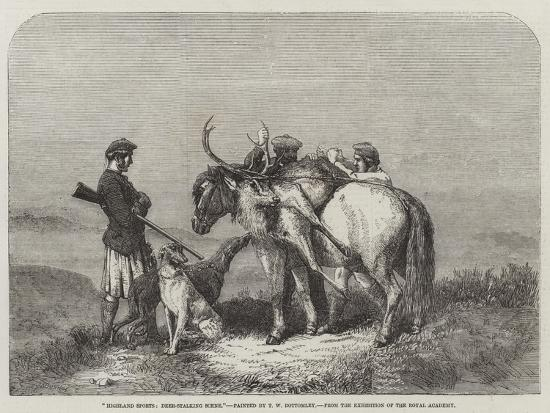 highland-sports-deer-stalking-scene-from-the-exhibition-of-the-royal-academy