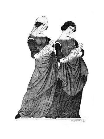 hildierand-nurses-and-sucklings-c1300