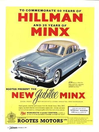 hillman-jubilee-edition-hillman-minx-cars-uk-1950