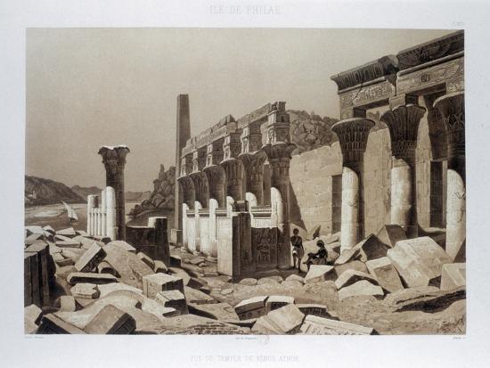 himely-temple-of-venus-athor-isle-of-philae-egypt-1841