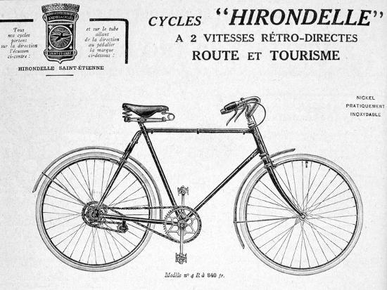 hirondelle-saint-etienne-bicycle-tourism-advertisement-20th-century