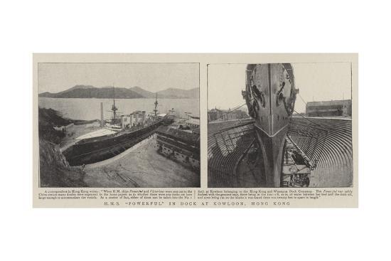 hms-powerful-in-dock-at-kowloon-hong-kong