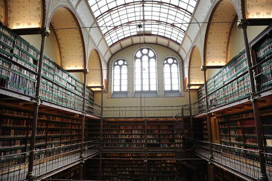 holland-amsterdam-rijksmuseum-library
