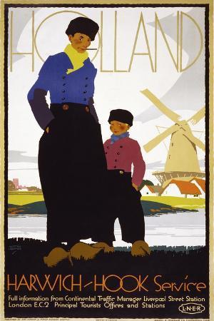 holland-harwich-hook-service