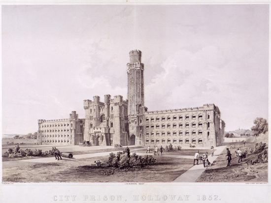 holloway-prison-islington-london-1852