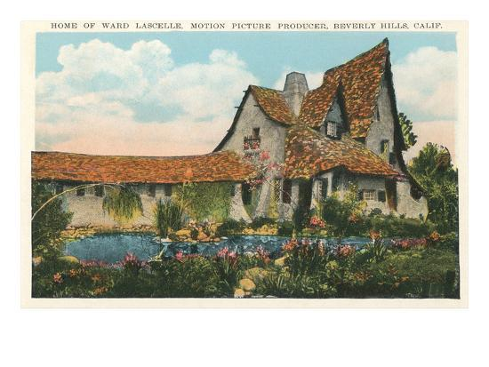 home-of-ward-lascelle-movie-producer-beverly-hills-california