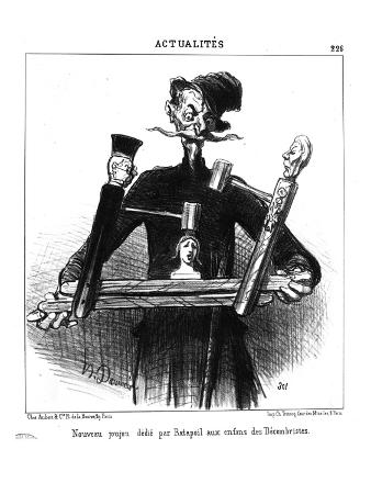honore-daumier-new-toy-presented-by-ratapoil-to-the-children-of-the-decembrists-from-le-charivari