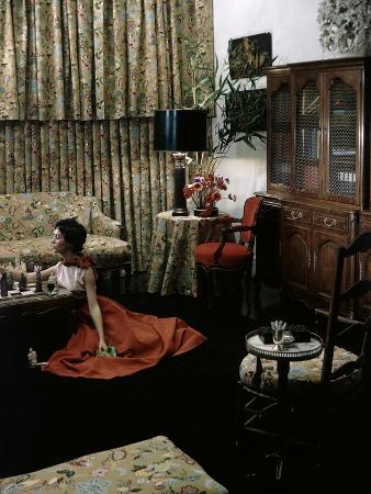 horst-p-horst-house-garden-may-1949