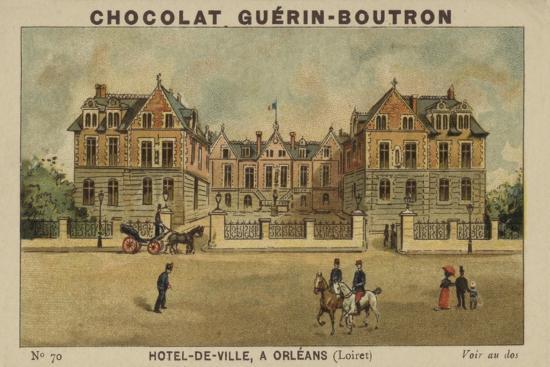hotel-de-ville-a-orleans-loiret