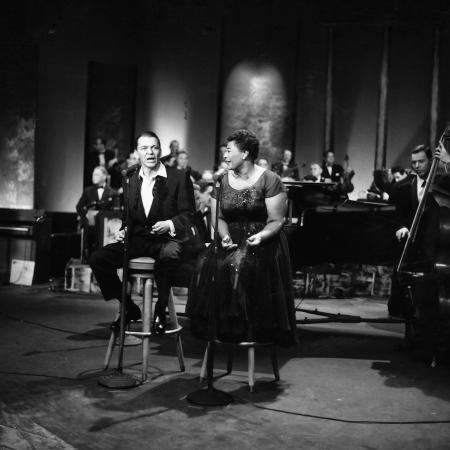 howard-morehead-ella-fitzgerald-and-frank-sinatra-1958