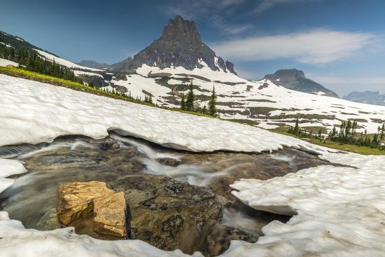 howie-garber-snowmelt-and-creek-glacier-national-park