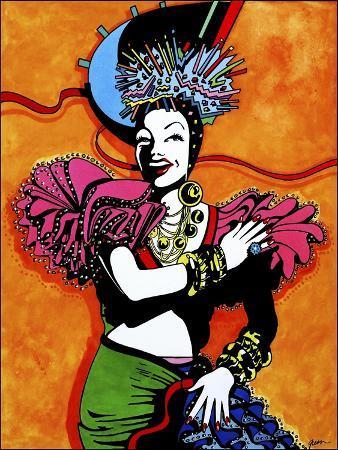 howie-green-pop-art-tutti-fruiti-lady