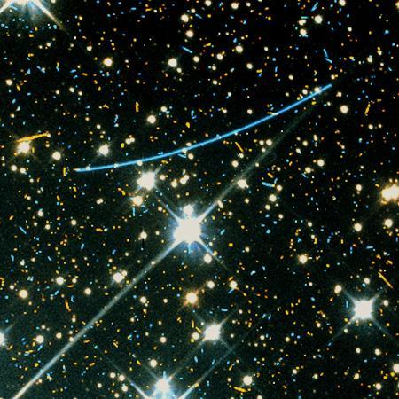 hubble-space-telescope-image-of-an-asteroid