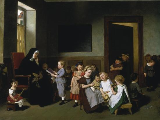 hubert-salentin-in-the-kindergarten