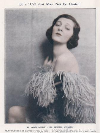 hugh-cecil-gertrude-lawrence-actress