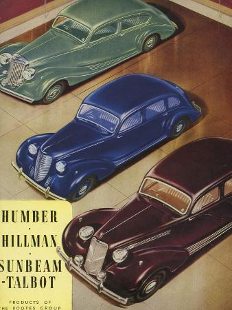 humber-hillman-sunbeam-talbot-uk