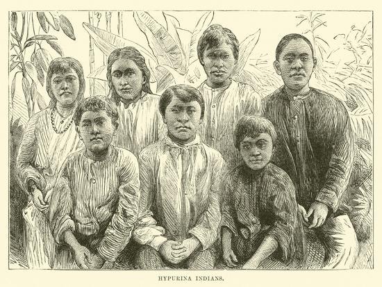 hypurina-indians