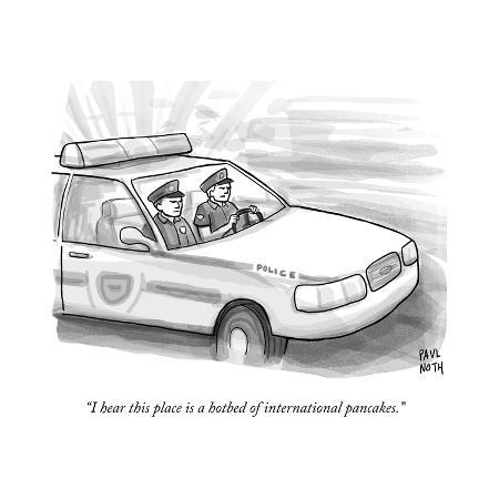 i-hear-this-place-is-a-hotbed-of-international-pancakes-new-yorker-cartoon