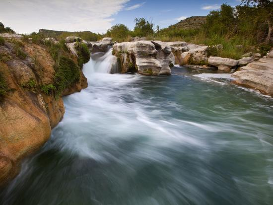 ian-shive-dolan-falls-preserve-texas-horizontal-landscape-of-the-dolan-falls-during-sunset