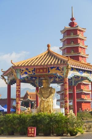 ian-trower-pagoda-at-ten-thousand-buddhas-monastery-shatin-new-territories-hong-kong-china-asia
