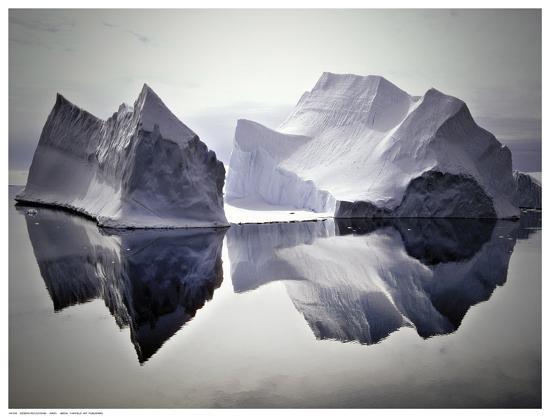 iceberg-reflections