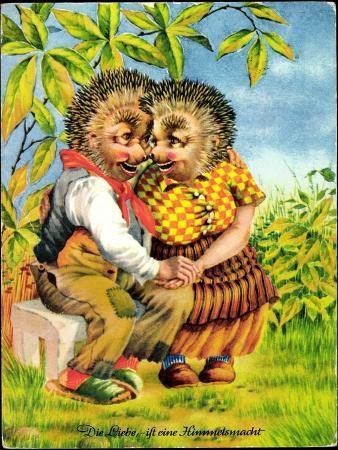 igel-mecki-die-liebe-ist-eine-himmelsmacht-auf-einer-bank