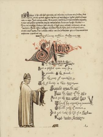 illustrated-poem-about-a-saint-and-a-bishop-who-would-set-a-rat-free-from-the-jaws-of-the-cat
