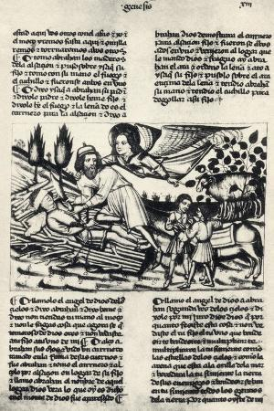 illustration-depicting-abraham-who-is-asked-by-god-to-sacrifice-his-son-isaac