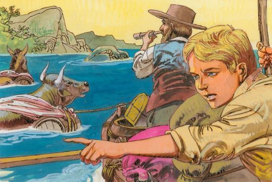 illustration-for-swiss-family-robinson