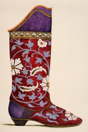 illustration-from-a-portfolio-of-watercolours-of-shoes