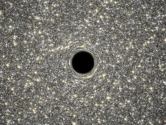 illustration-of-a-supermassive-black-hole-in-the-middle-of-a-dense-galaxy