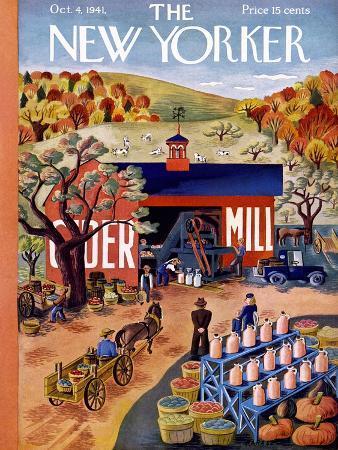 ilonka-karasz-the-new-yorker-cover-october-4-1941