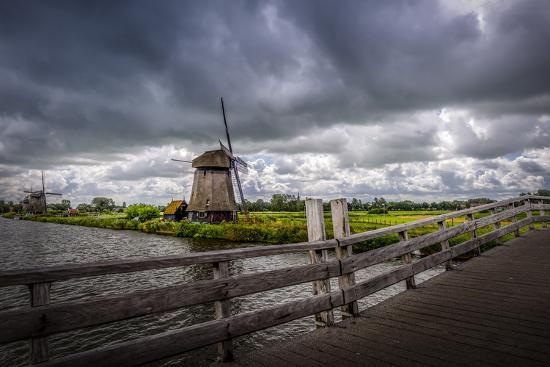 ingo-boelter-the-netherlands-channel-canal-mill-windmill