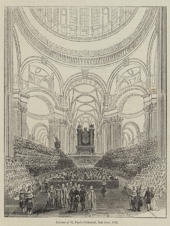 interior-of-st-paul-s-cathedral-2-june-1842