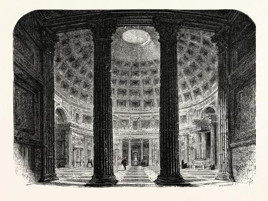 interior-of-the-pantheon-rome-italy