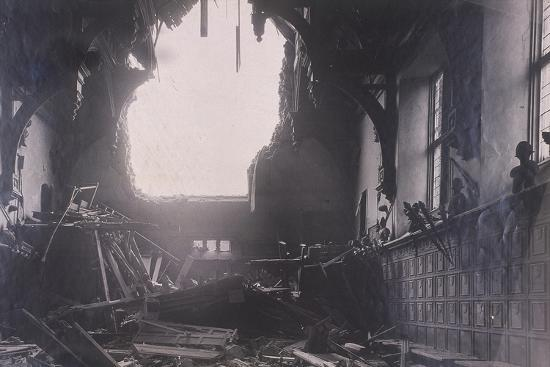 interior-view-of-middle-temple-hall-city-of-london-after-an-air-raid-c1941