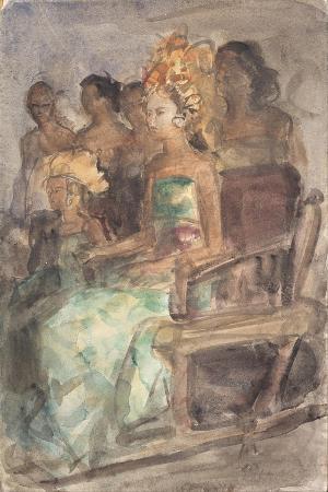 isaac-israels-indonesian-princess-1890