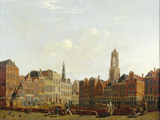 isaac-ouwater-utrecht-town-hall-bridge-with-surroundings-1779