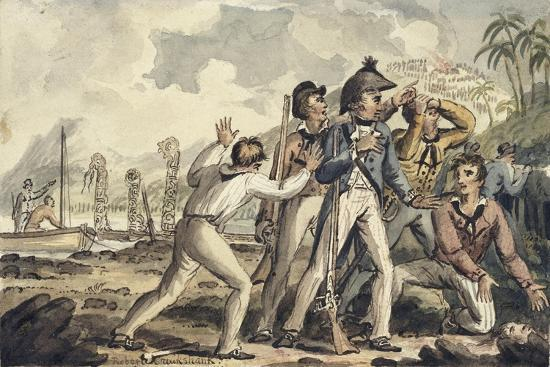 isaac-robert-cruikshank-captain-burney-discovering-his-murdered-shipmates-illustration-from-the-voyages-of-captain-cook