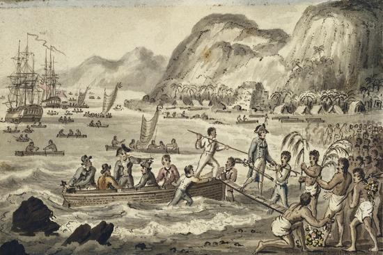 isaac-robert-cruikshank-captain-cook-landing-in-owyhee-illustration-from-the-voyages-of-captain-cook