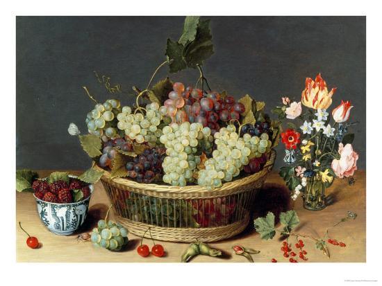 isaac-soreau-still-life-of-grapes-in-a-basket