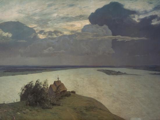 isaak-iljic-lewitan-above-the-eternal-peace-1894