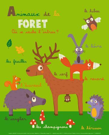 isabelle-jacque-forest-animals