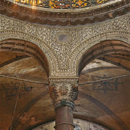 isidore-of-miletus-haghia-sofia-basilica