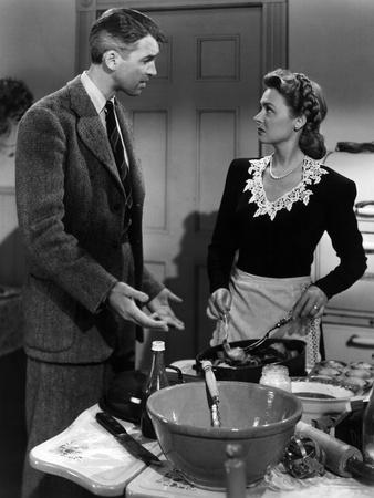 It 39 S A Wonderful Life James Stewart Donna Reed 1946 Photo At