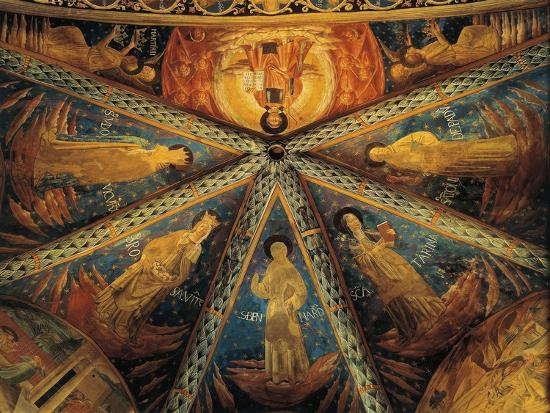 italy-montefalco-vault-of-apse-of-church-of-saint-francis-painted-with-saints