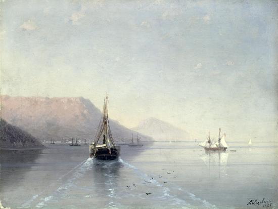 ivan-konstantinovich-aivazovsky-calm-1885