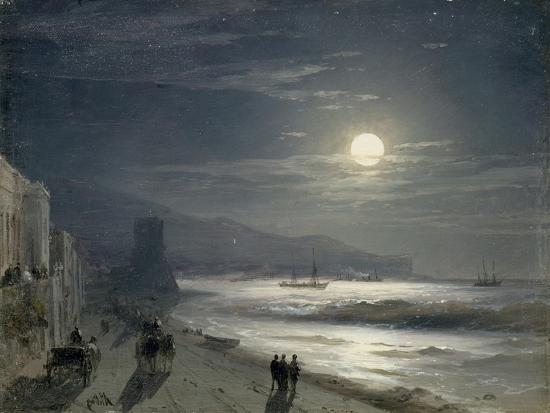 ivan-konstantinovich-aivazovsky-moon-night-1885