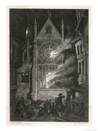 j-franklin-the-destruction-of-old-saint-paul-s-cathedral