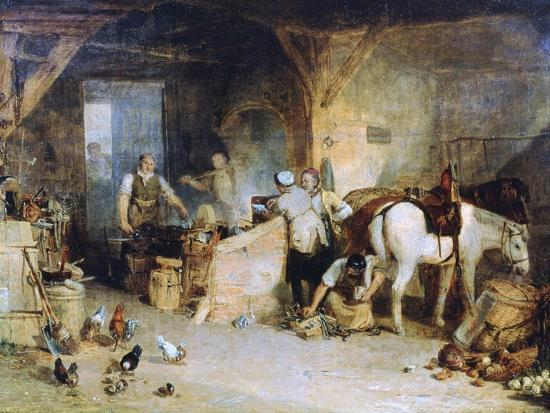 j-m-w-turner-a-country-blacksmith-disputing-upon-the-price-of-iron-c1807